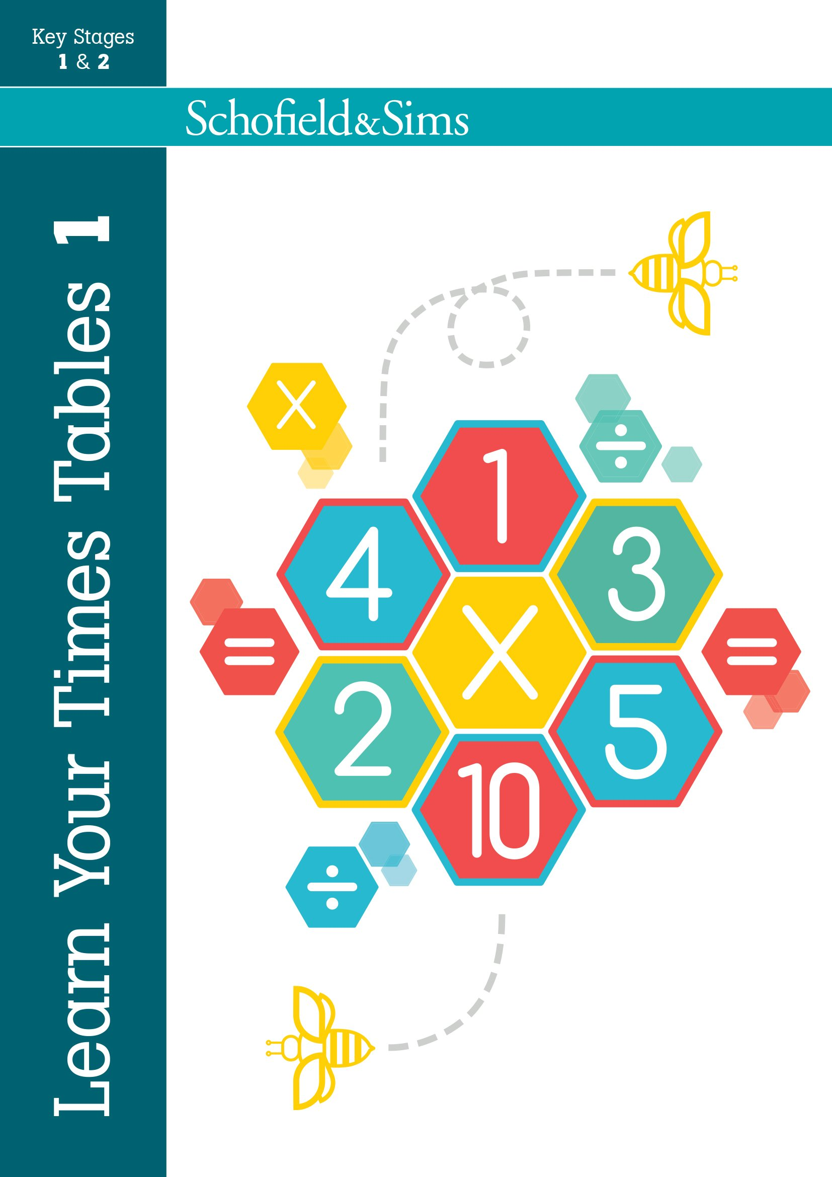 Learn Your Times Tables 1: KS1/KS2 Maths, Ages 5-8: Amazon.co.uk ...
