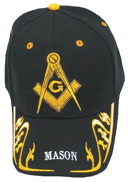 comprar Caps y sombreros gorra de béisbol masónico actiforge Mason – Gorro para hombre (talla