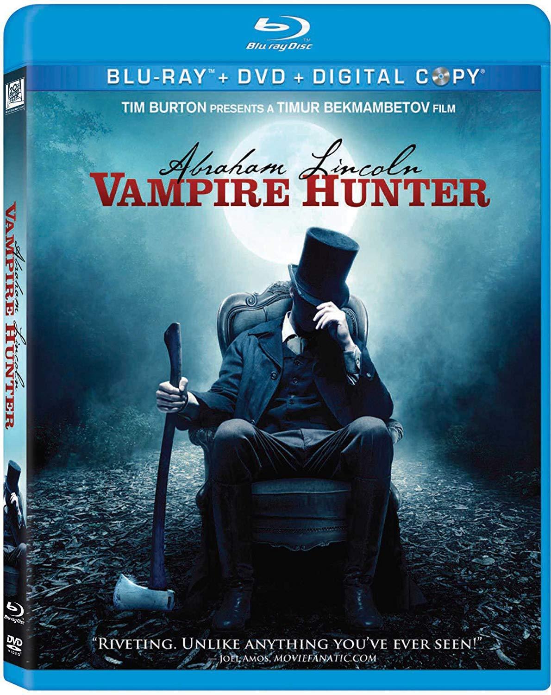 Amazon Com Abraham Lincoln Vampire Hunter Blu Ray Benjamin Walker Dominic Cooper Anthony Mackie Mary Elizabeth Winstead Rufus Sewell Timur Bekmambetov Movies Tv