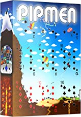 Best Pipmen World Playing Cards – Most Creative Poker Card Deck for Kids and Children, Have Fun with This Cool Pack of Standard Cards, Box Quality Second to None, Free Extra Joker!