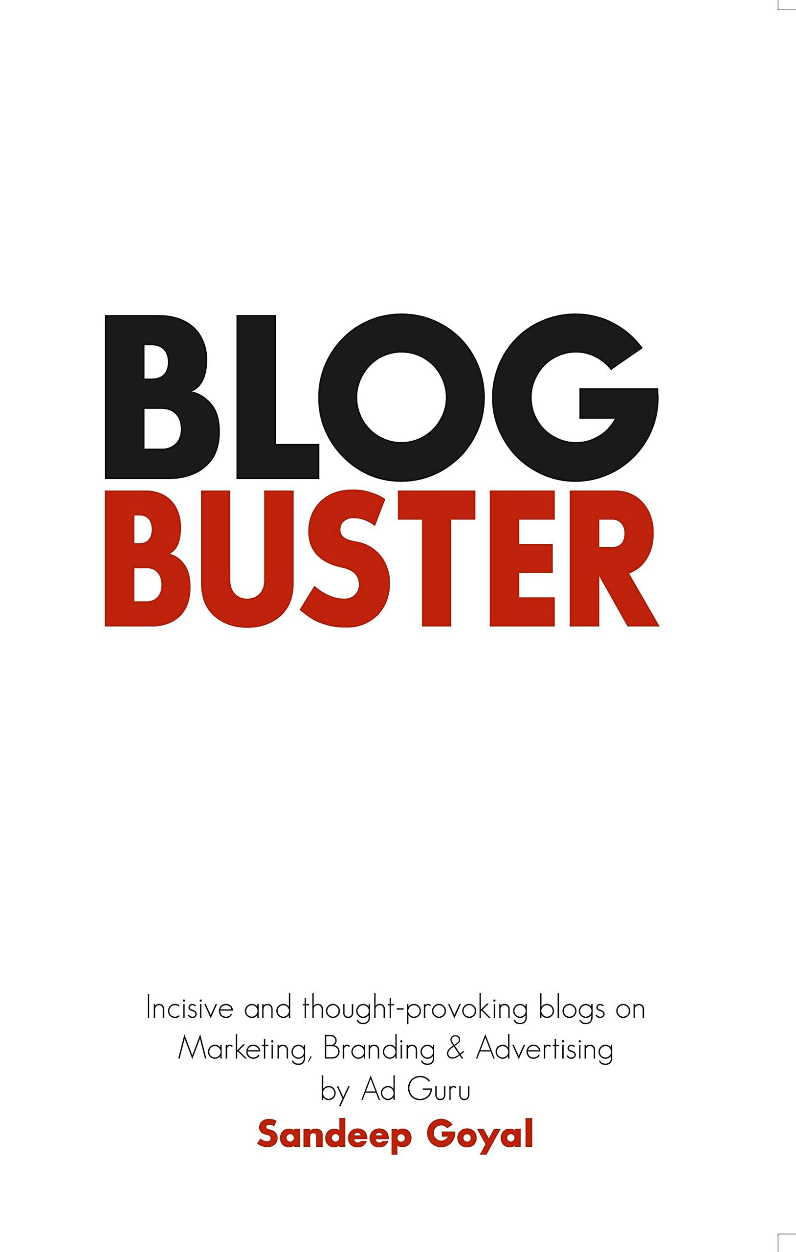 Buy Blogbuster Book Online at Low Prices in India