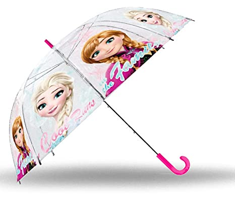Frozen Paraguas Plegable