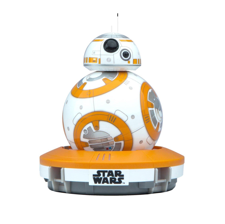 Sphero スターウォーズ エピソード7(スターウォーズ/フォースの覚醒) BB-8 (ドライブ / ホログラム機能) BB-8 App-Enabled Droid by Sphero [並行輸入品] B0151XDBT2