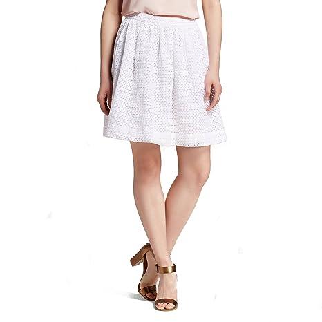 Isani - Women's Eyelet Skirt