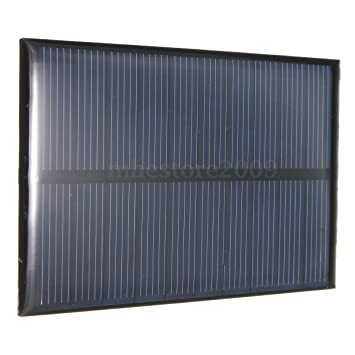 Buy 2 5 5 5 6 9v Diy Solar Panel Module System Toy For Battery Cell Phone Charger 5v 1w 200mah 110x65mm Online At Low Prices In India Amazon In