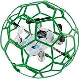 Revell Control 23879 - RC Quadrocopter mit robustem Schutzkäfig, ferngesteuert mit 2.4 GHz Fernsteuerung, leicht zu fliegen durch Headless-Mode, Flip-Funktion, Geschwindigkeitsstufen - MINI CAGER