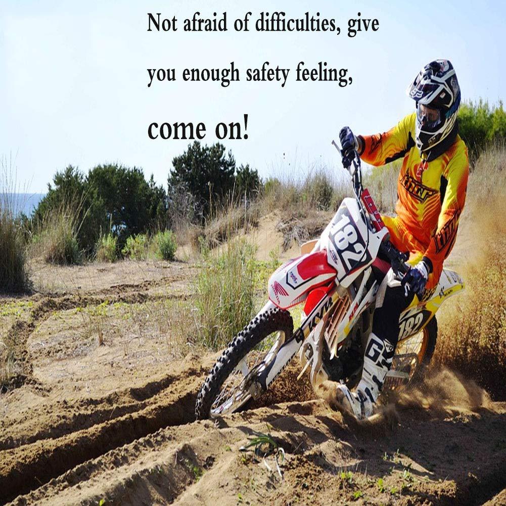 Full Face Cross ATV Quad Crash Downhill Dirt Bike Helmet with Goggles Gloves Mask Helmet Yyou Motorbike Motocross Helmet