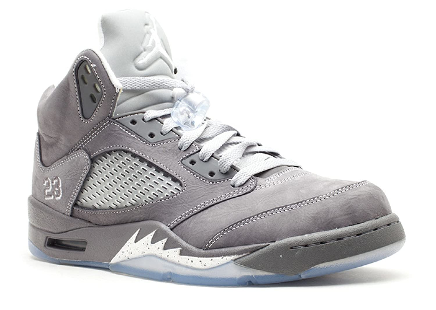 best service 537f0 11916 Air Jordan V (5) Retro (Light Graphite / White-Wolf Grey) 10 D(M) US