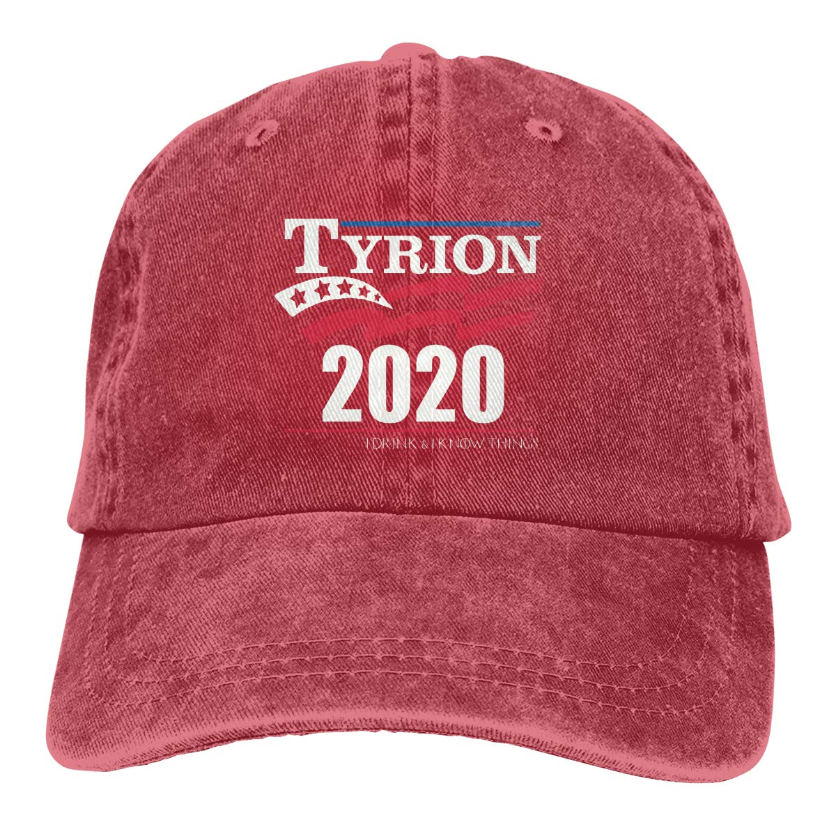 ORYISGAD Tyrion 2020 I Drink and I Know Things Sports Cap for Mens and Womens