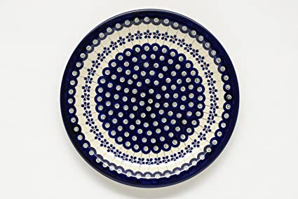 Boleslawiec Pottery Dinner Plate pattern 250AR