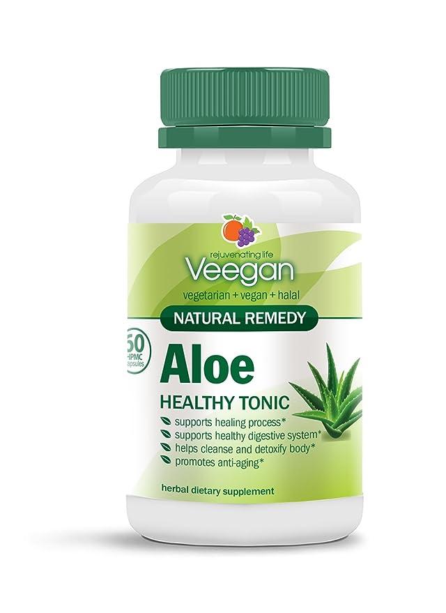 Veegan healthy tonic