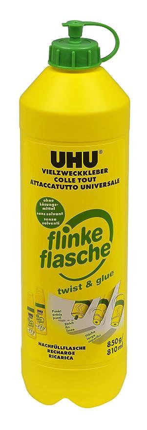 Uhu 46325 Vielzweckkleber Flinke Flasche O L 850g
