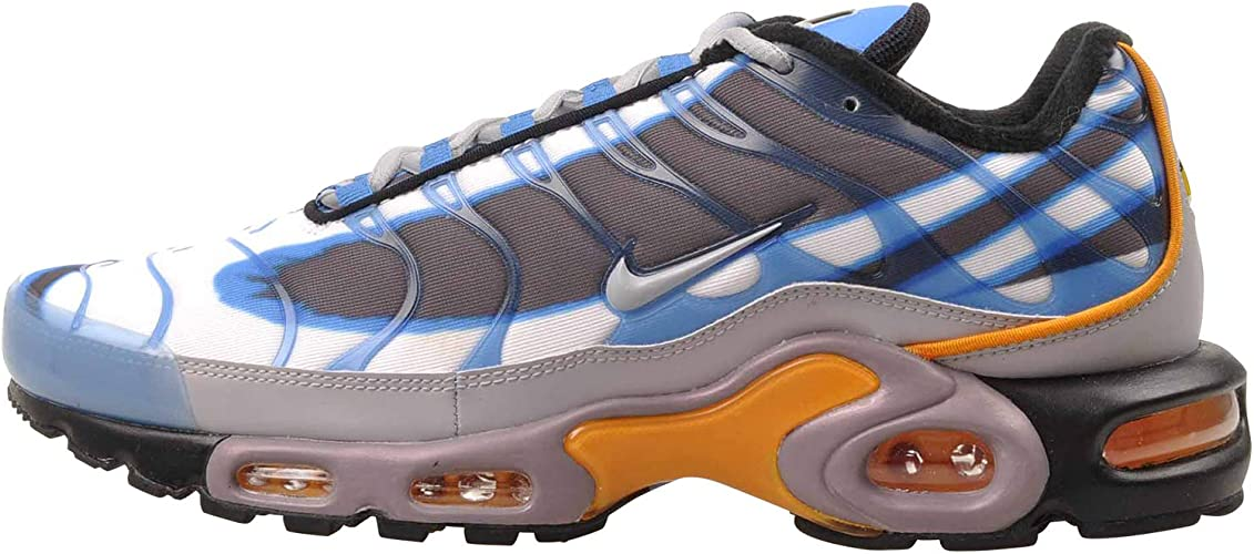 Nike Air Max Plus PRM Hommes Trainers 815994 Sneakers Chaussures