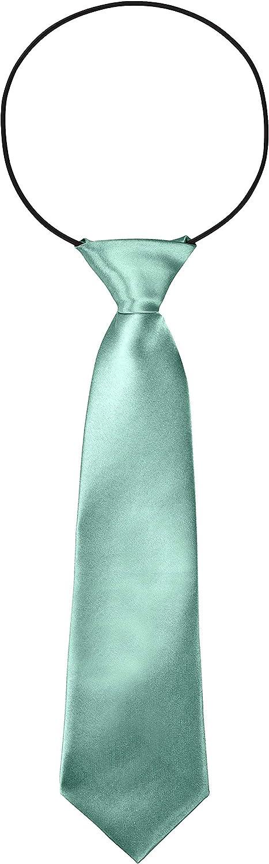 BomGuard Cravatta da Bambini per matrimonio// cresima// battesimo 7/cm di larghezza disponibile in diversi colori
