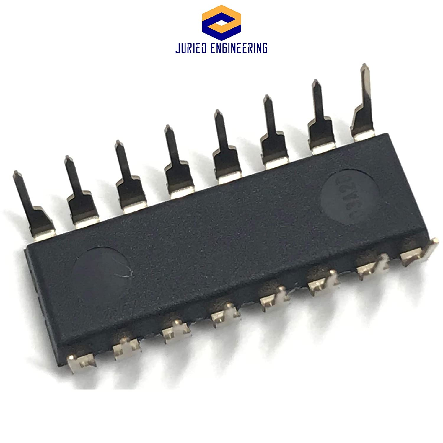 Pack of 10 Major Brands 74HC4017 ICS and Semiconductors High Speed Decade Counter//Divider