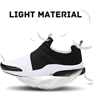 Mishansha Zapatos de Running para Hombre Mujer Comodos Respirable ...