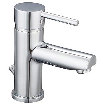 Einhebel Mischer Bad Hochdruck Waschtisch Armatur Eco Wasserhahn Mit
