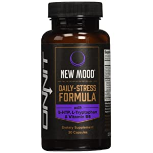 New Mood Anti-Stress & Serotonin with 5 HTP