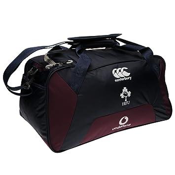 Canterbury Ireland RFU Rugby Holdall Navy Carryall Duffle Bag Kitbag Gymbag  H  30cm  W edbc2f95b2