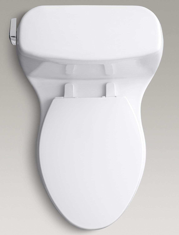Kohler K-3810-95 Santa Rosa Comfort Height One-Piece, Compact ...