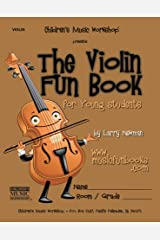 The Violin Fun Book: for Young Students Kindle Edition