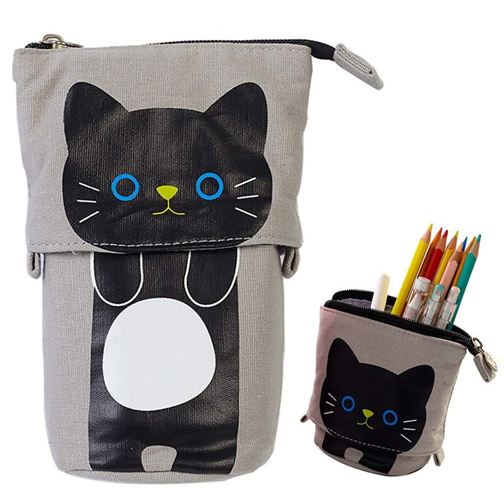 Amazon.com: Estuche telescópico para lápices, soporte para ...