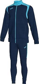 Joma Pr/äsentationsanzug Essential Marineblau-Royalblau