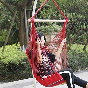 Amazon De Hangematte Stuhl Seil Zum Aufhangen Swing Vielseitig