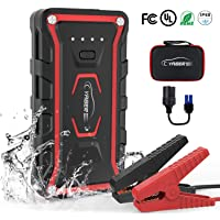 $80 » Car Jump Starter,Portable Jump Starter 1500A Peak 20000mAH(All Gas and 7L Diesel) 12V UL…