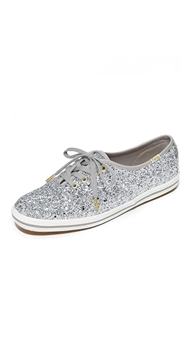 db8dfa12afcf kate spade new york Women s x Keds Glitter Sneakers