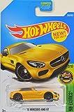Hot Wheels 2017 HW Exotics '15 Mercedes-AMG GT 256/365