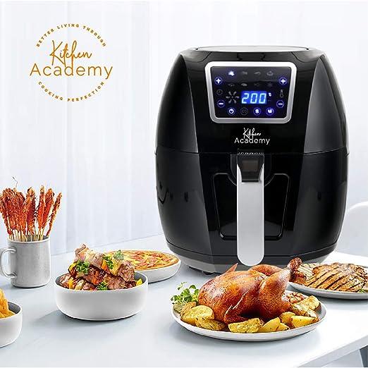 Amazon.com: Kitchen Academy - Horno de aire grande para ...
