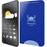 Amazon Fire Phone Screen Protector, Skinomi Tech Glass Screen Protector for Amazon Fire Phone Clear HD and 9H Hardness Ballistic Tempered Glass Shield