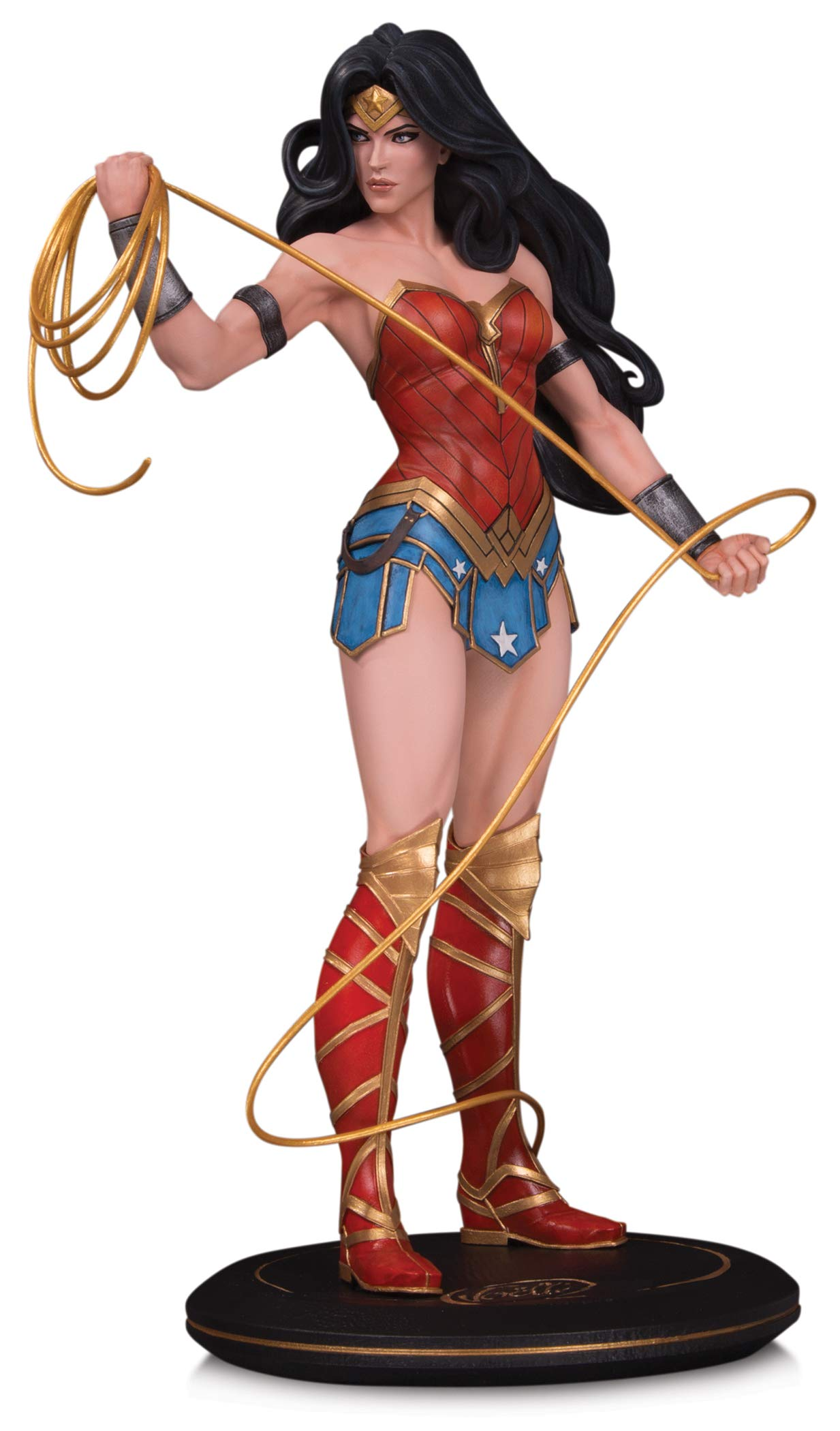 DC Cover Girls: Wonder Woman by Joelle Jones Statue by DC Collectibles