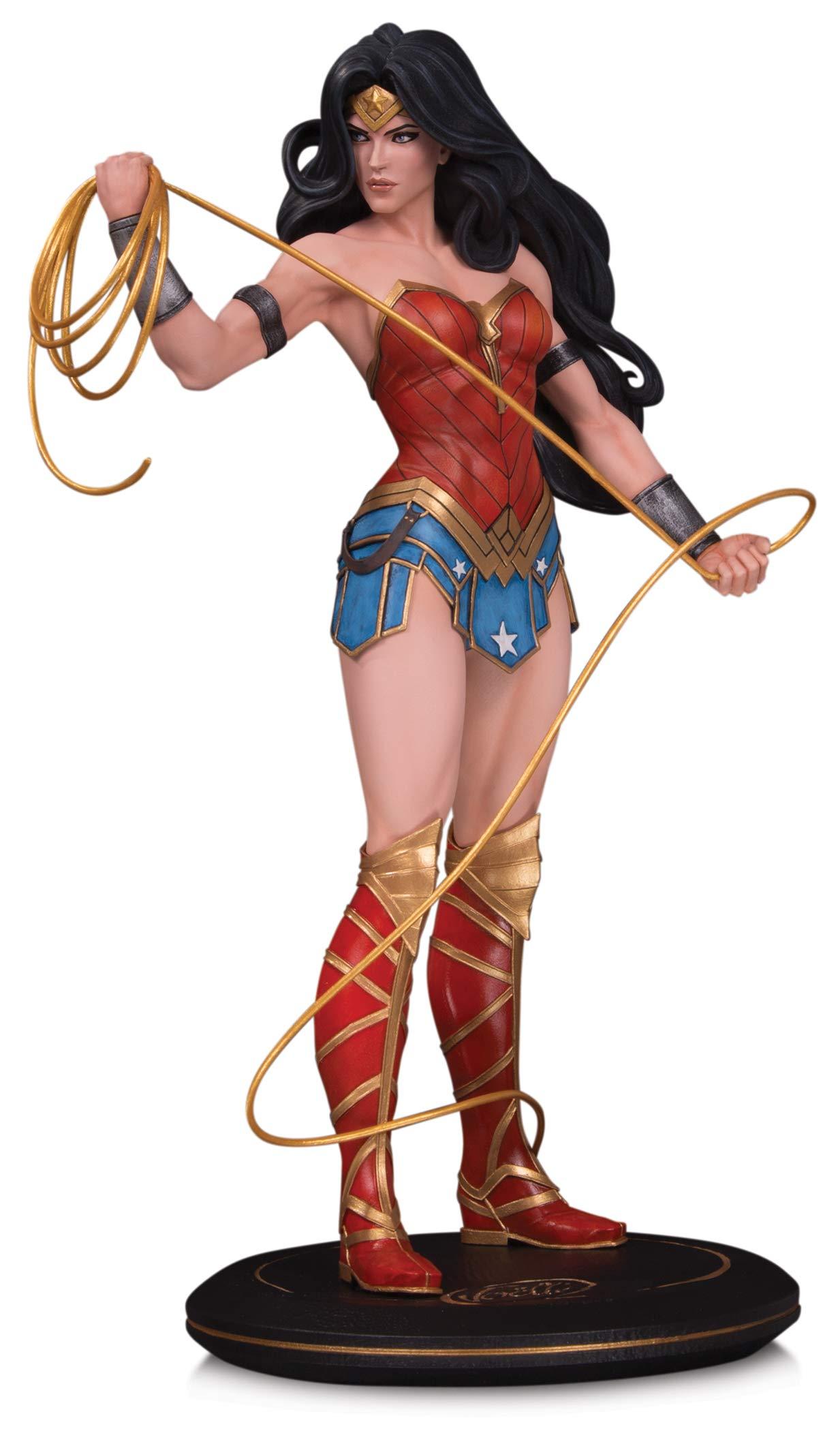 DC Cover Girls: Wonder Woman by Joelle Jones Statue
