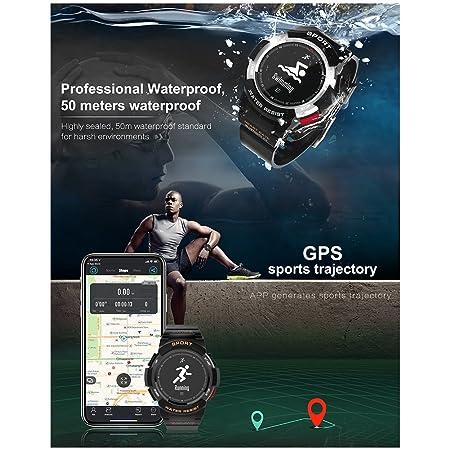 Suez upply Fitness Multi Sport Smart Watch GPS de Multi Sport ...