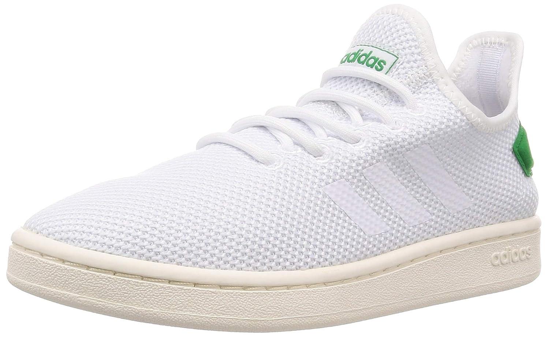Blanc (Ftw Bla Ftw Bla vert 000) adidas Court Adapt, Chaussures de Tennis Homme 48 EU