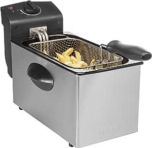 Freidora Tristar FR-6935 Deep Fryer – Capacidad de 3 litros – Potencia de 2000 W: Amazon.es: Hogar