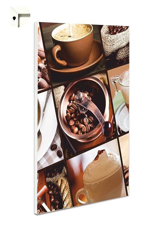 Pinnwand Magnettafel Memoboard Magnettafel Motiv Kaffee (40 x 60 ...