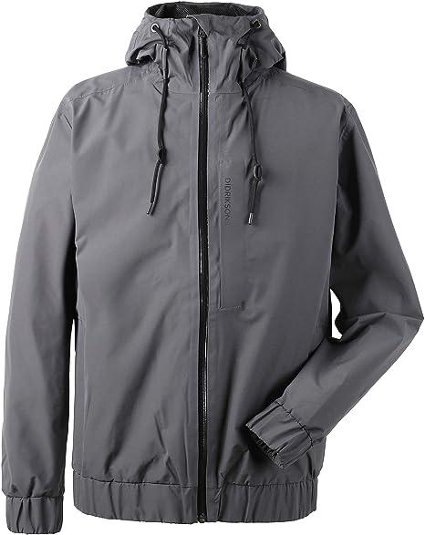 neu authentisch überlegene Leistung Größe 7 Didriksons Mikkel Rain Hood Jacket Men - Regenjacke: Amazon ...