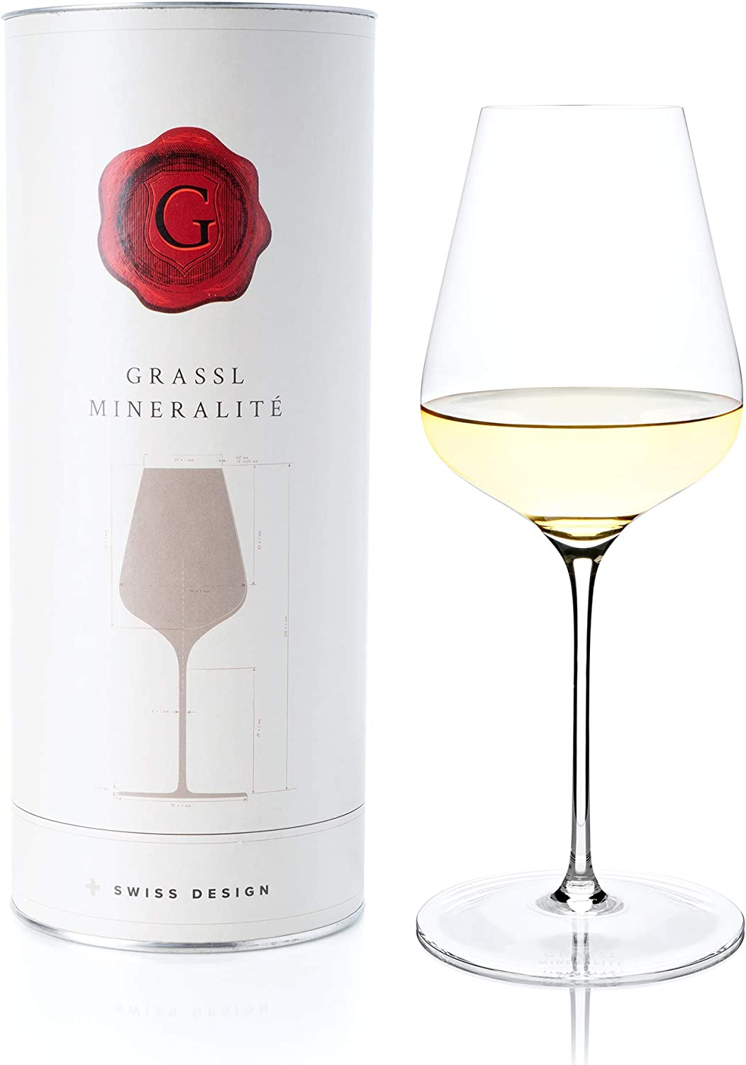 Grassl-Mineralité-Wine-Glass,-Hand-Blown-Crystal-Wine-Glass-for-White-Wine-and-Champagne-Single