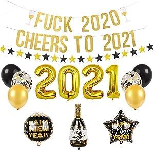 Qutechat 2021 New Year Decoration Kit -