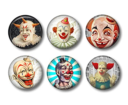 Art Funny Kids Clown Retro Vintage Gift Metal Wall Sign Join The Circus