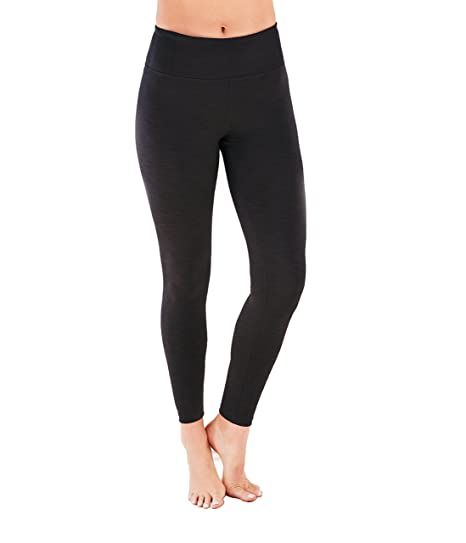 2a63e243efe18 Manduka Women's Essential Leggings, Black Jersey, X-Small