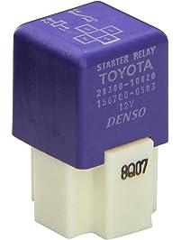 Genuine Toyota (28300-10020) Starter Relay Assembly