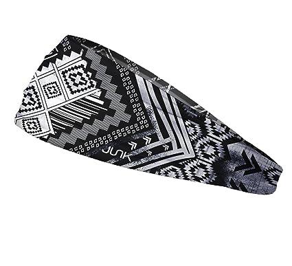 JUNK Brands Big Bang Lite Technical Jersey Fabric Compton Headband One Size
