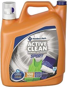 Evaxo Ultimate Clean Sport Liquid Laundry Detergent (196 oz, 100 Loads)