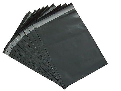Bolsas de mensajero para envíos postales 4,7 x 6,7 pulgadas (polietileno de plástico de 120 mm x 170 mm)