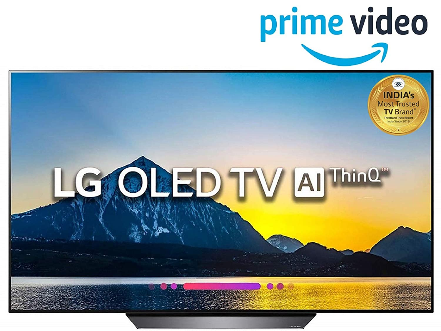 Best OLED TVs in India - Best 65 Inch LG OLED TV in India - LG OLED Smart TV OLED65B8PTA