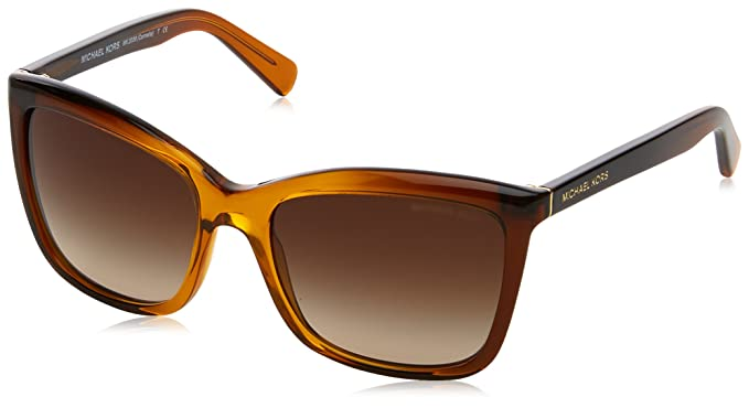 250f0faddec86 Image Unavailable. Image not available for. Color  Sunglasses Michael Kors  MK 2039 321813 AMBER GRADIENT